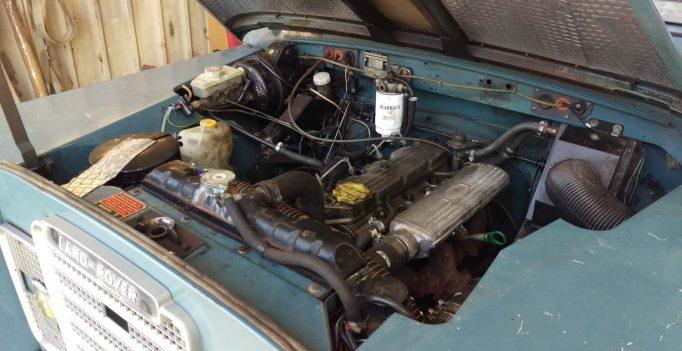 Vehicle Tracker Uk >> Series 3 200tdi Engine Conversion | Broad Lane Land Rovers
